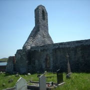 Ballinskelligs Abbey Priory © Russell Jackson